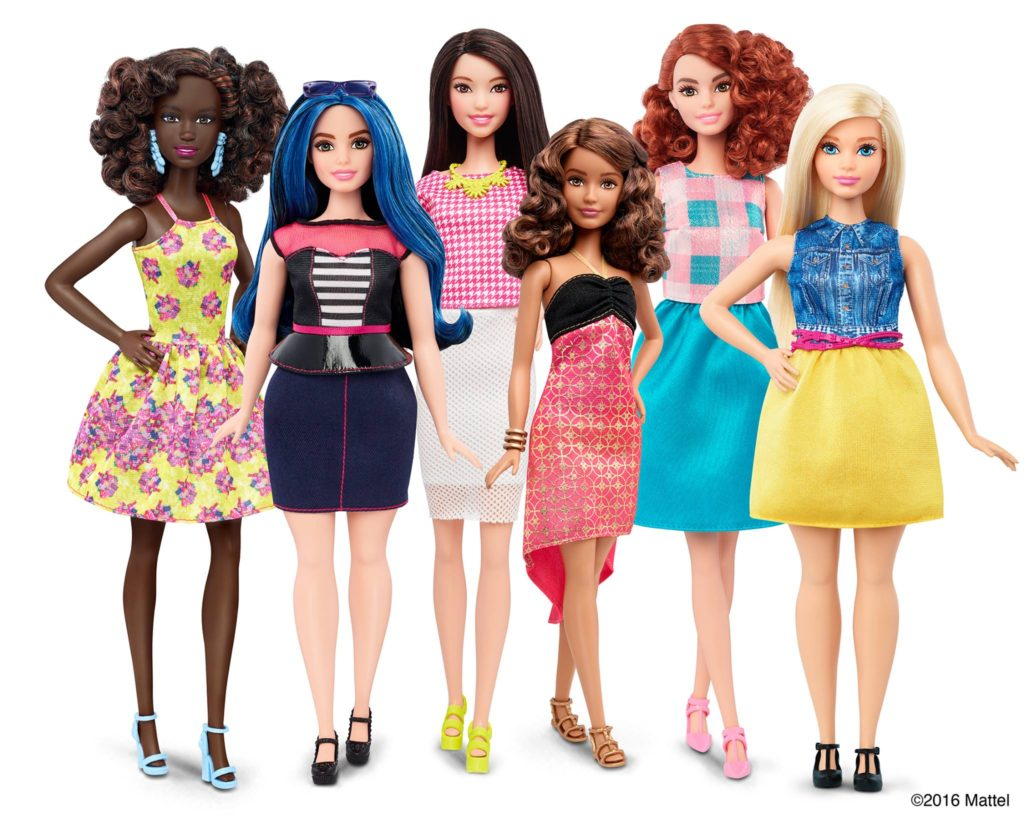 3 new reasons to buy Barbie-Curvy, Petite, Tall
