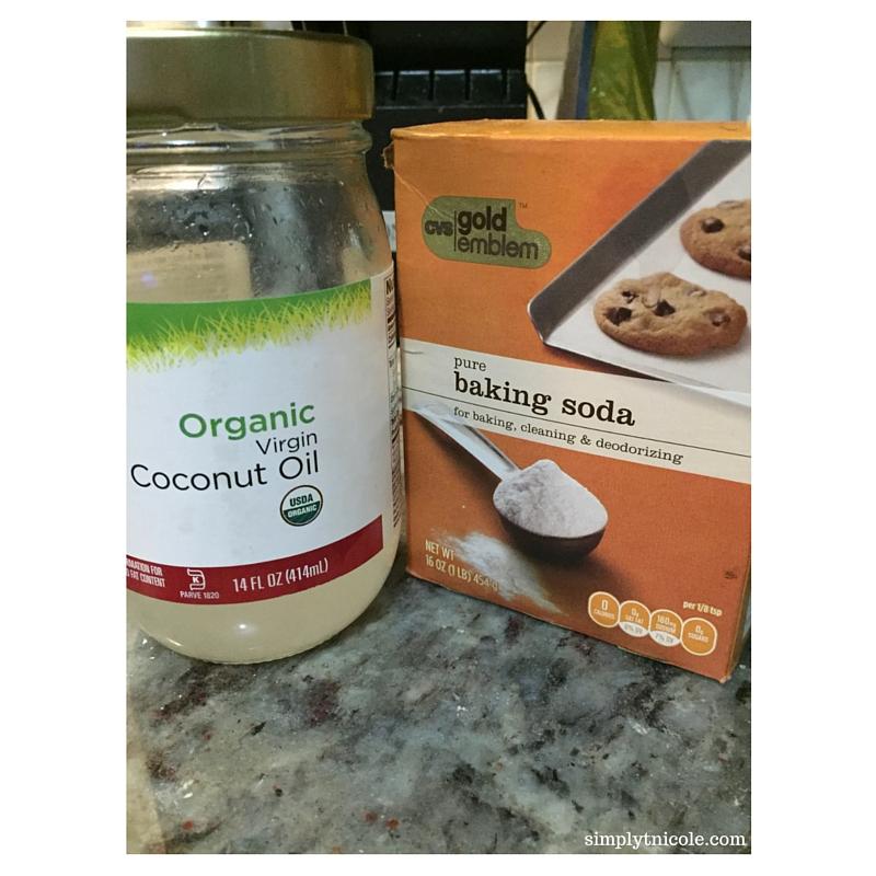 Coconut and Baking Soda