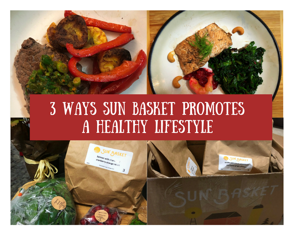 3 Ways Sun Basket Promotes A Healthy Lifestyle